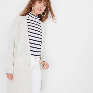 madewell | lombard sweater coat